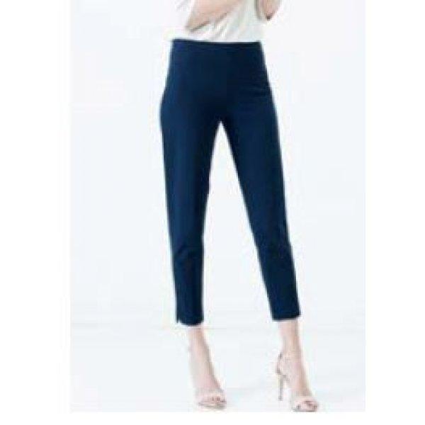 buy popular f1f40 f0ed8 Pantalone Ragno Mod Capri con panciera invisibile Mod 70519Y