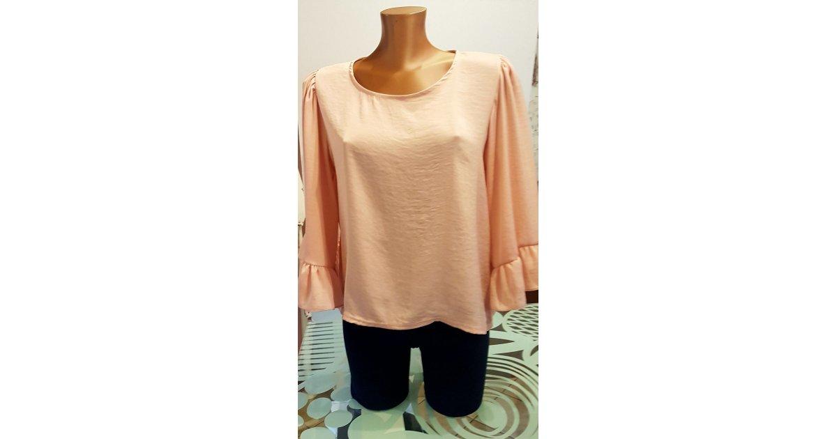 best website e6f75 d3651 Camicia Bucle' Rosa Antico | Maglie e Top | Shop Online: Koco'  Abbigliamento Donna