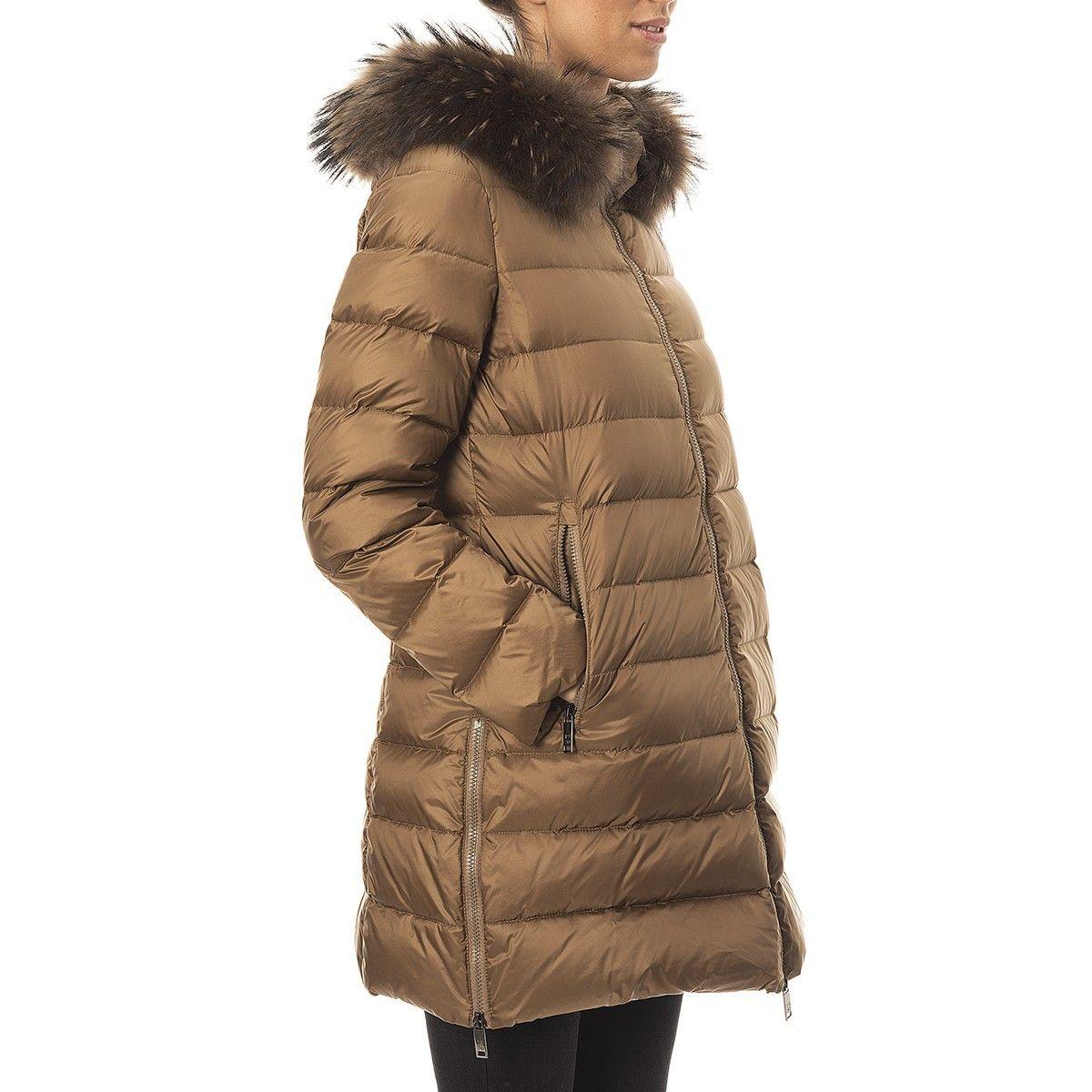 hot sale online 65492 45815 Piumino Lungo Con Cappuccio 19.70 Seventy Cod. CS0973-90-480052