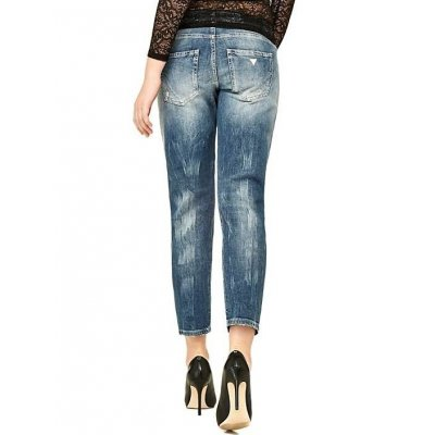 Jeans Borchie Laterali Guess Cod. W81A21D1H4R
