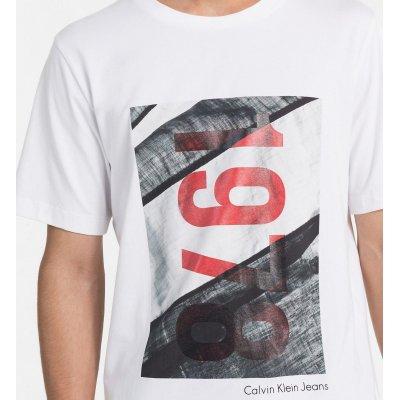 T-shirt Stampa 1978 Calvin Klein Cod. J30J307518