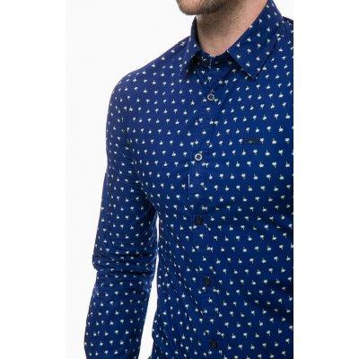 Camicia Fantasia Palme Slim Fit Guess Cod. M82H20W99X0