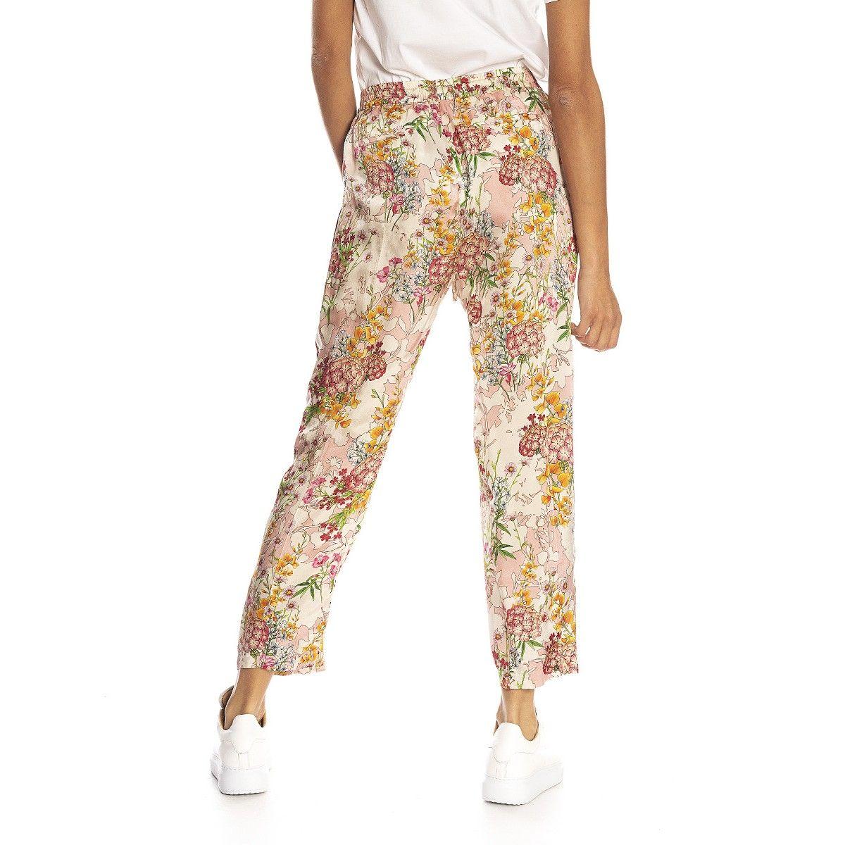 design di qualità 2e25f abfab Pantalone Fluido Fantasia 19.70 Seventy PT0687-450124