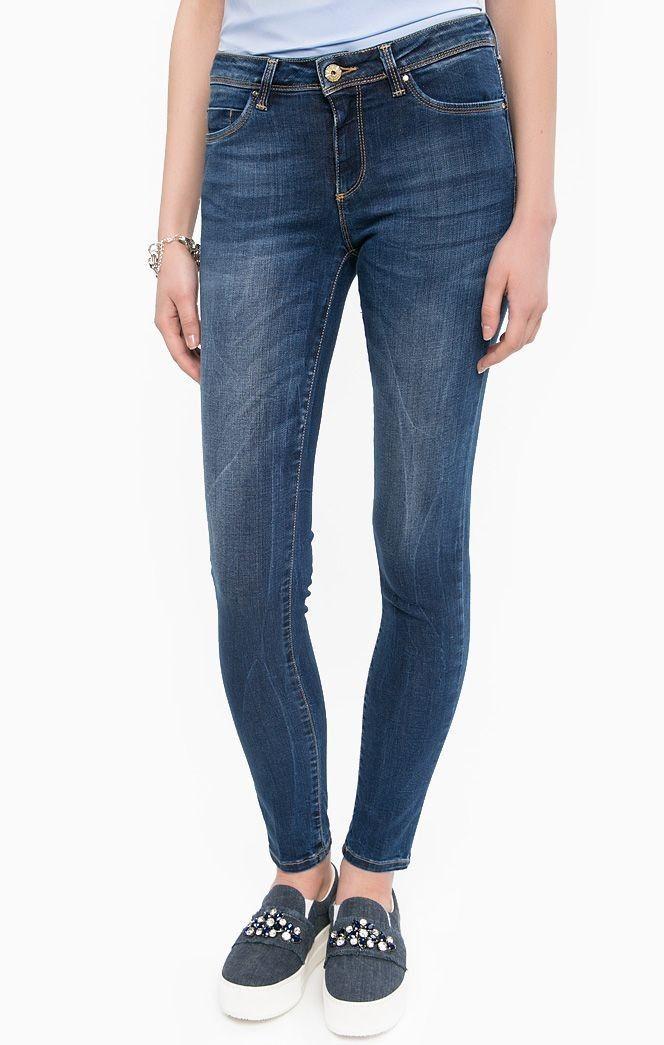 Kler Abbigliamento Jeans Stretch 50 Cod Kocca E Yoqxtw84q Blu Skinny 1cTlJFK