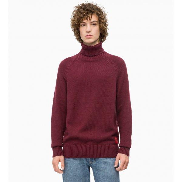 Dolcevita Misto Lana Calvin Klein Cod. J30J309538
