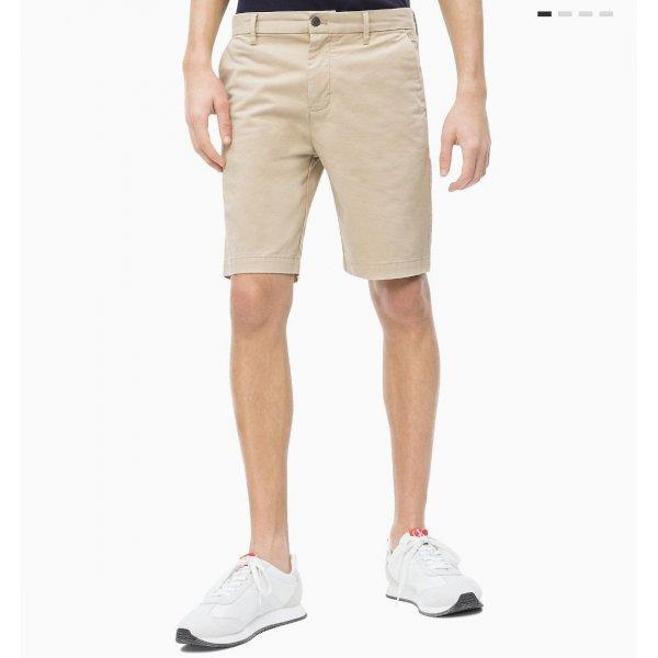 Bermuda In Cotone Stretch Calvin Klein Cod. J30J311122