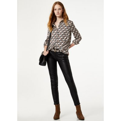 Pantalone Skinny In Ecopelle Liujo Cod.C69247E0225