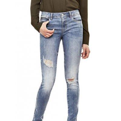Jeans Skinny Stretch Strappi Guess Cod. W73AJ2D2N10