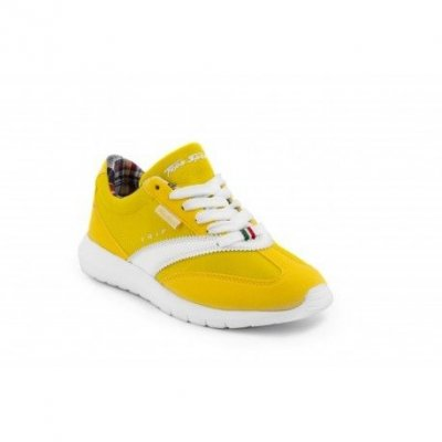 CALZATURE TEPA SPORT mod. TRIP col. YELLOW/WHITE