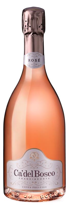 Cà del Bosco Cuvèe Prestige Rosè DOCG