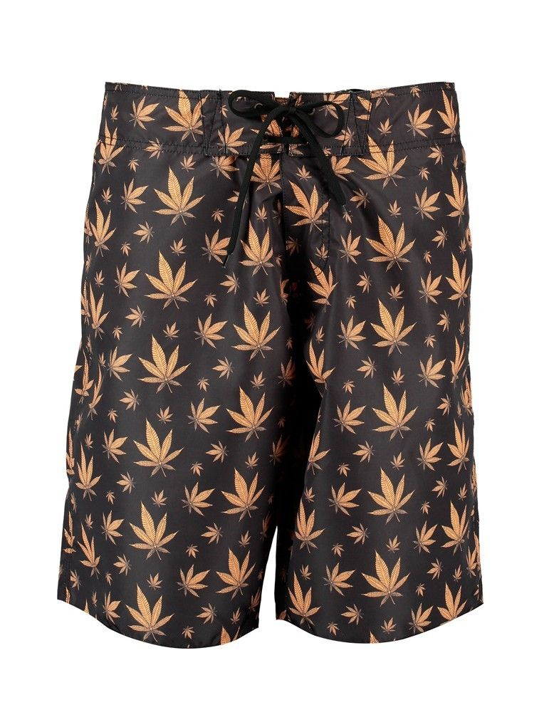 Boardshorts Simone Marijuana POISSON D'AMOUR by CHIARA bIASI