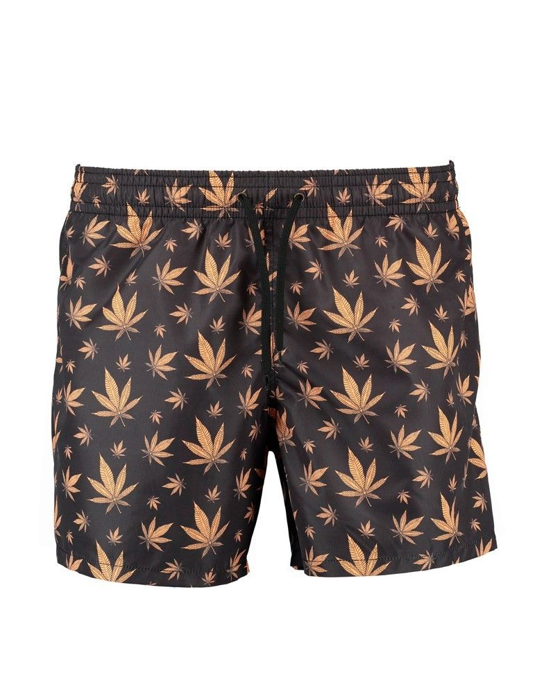 Boardshorts Papiro Marijuana POISSON D'AMOUR by CHIARA BIASI