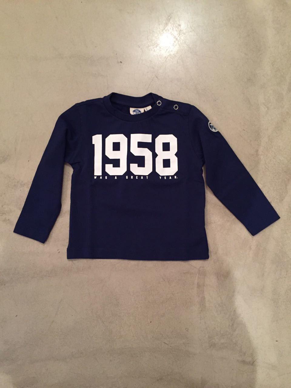 T-shirt manica lunga NORTH SAILS 781193