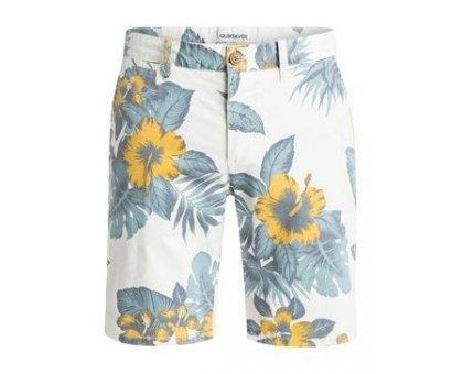 Shorts in cotone QUIKSILVER IBISCUS