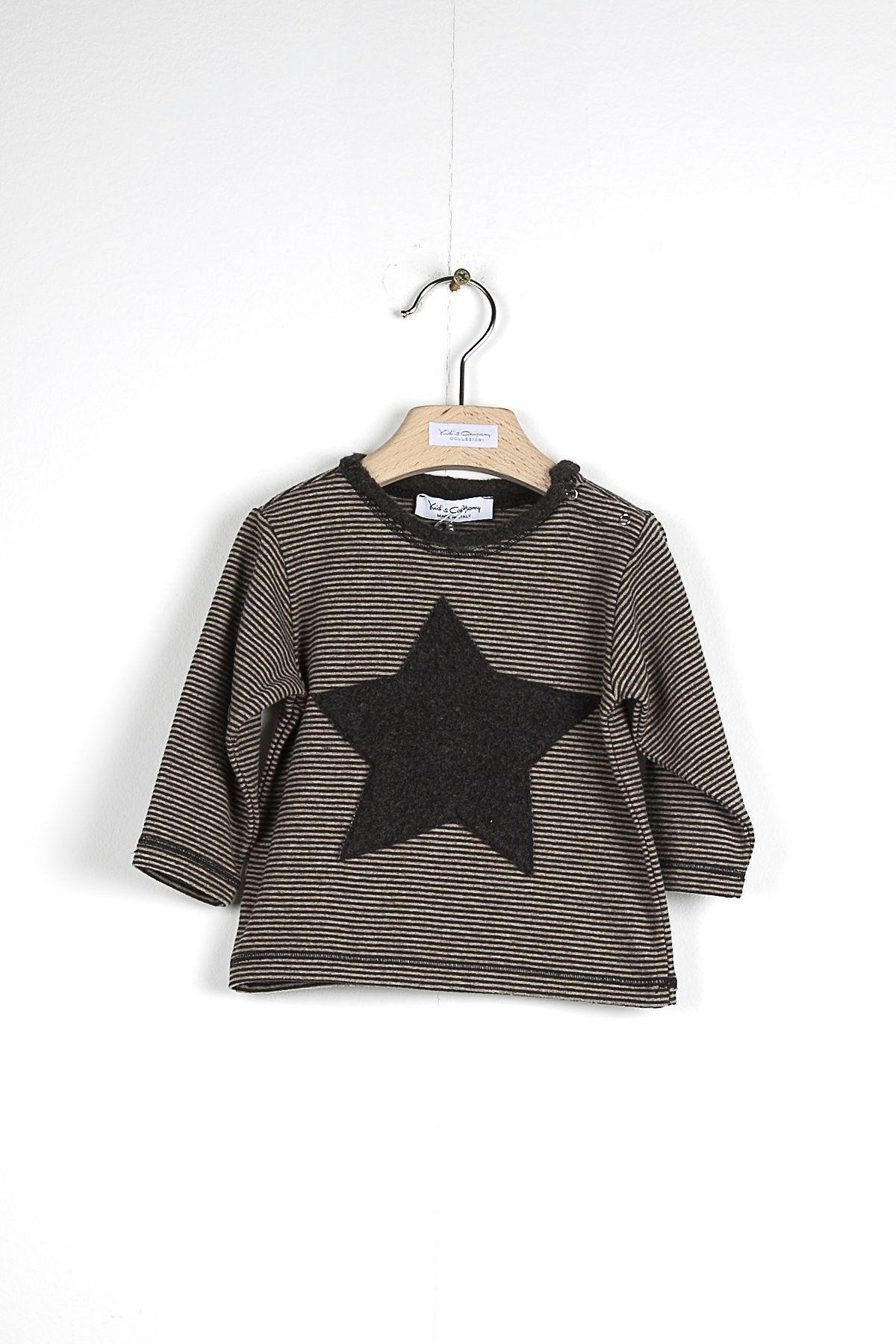 Tuta maglia stella + panta fumo KID'S COMPANY 72K1064