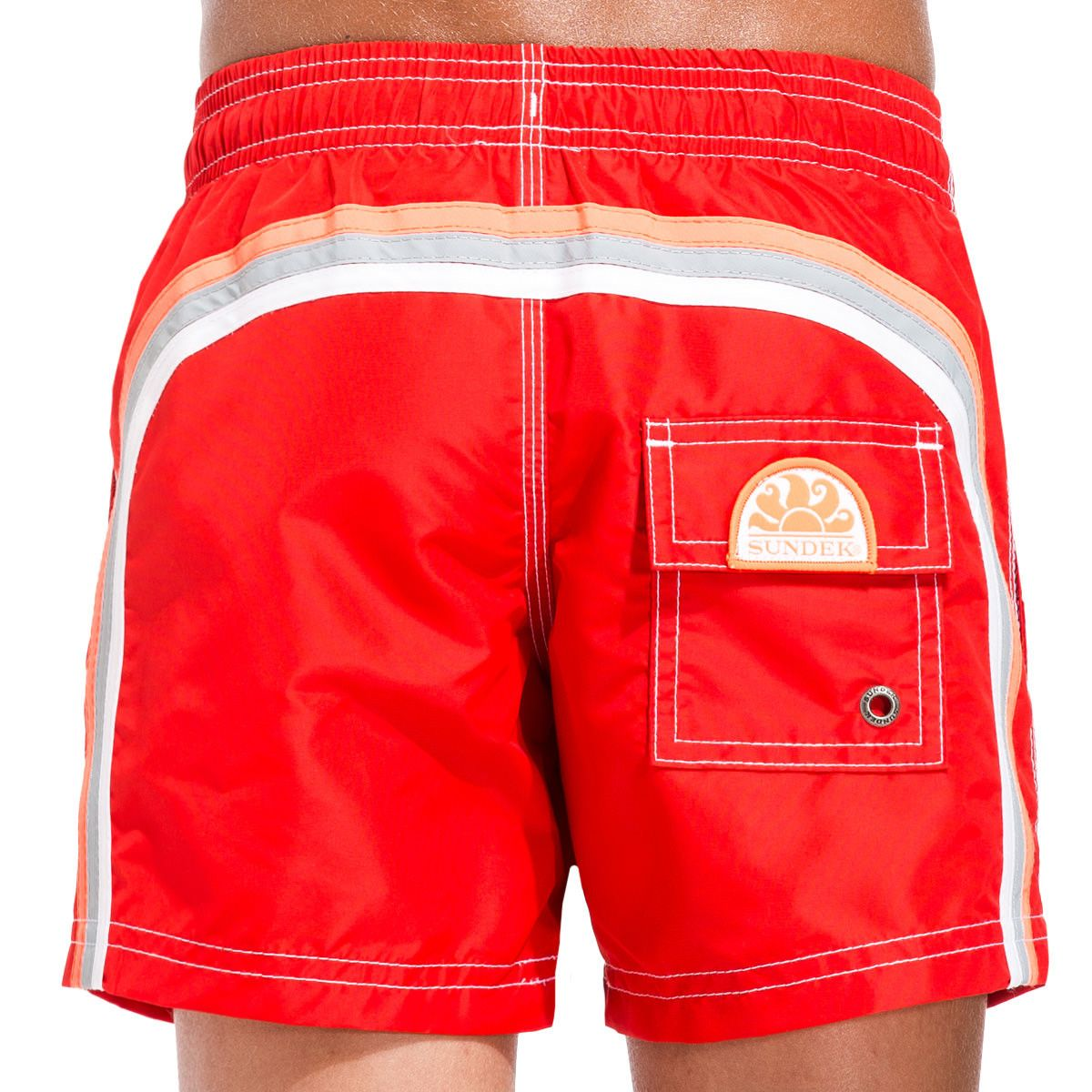 Boardshort bimbo SUNDEK B504BDTA100 fire red