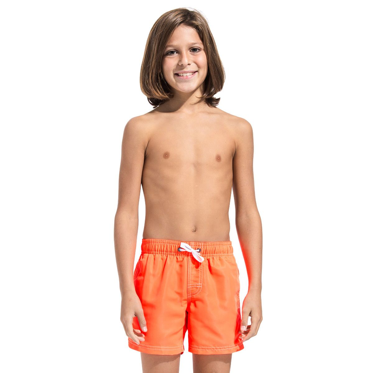 Boardshort bimbo SUNDEK B504BDTA100 fluo orange