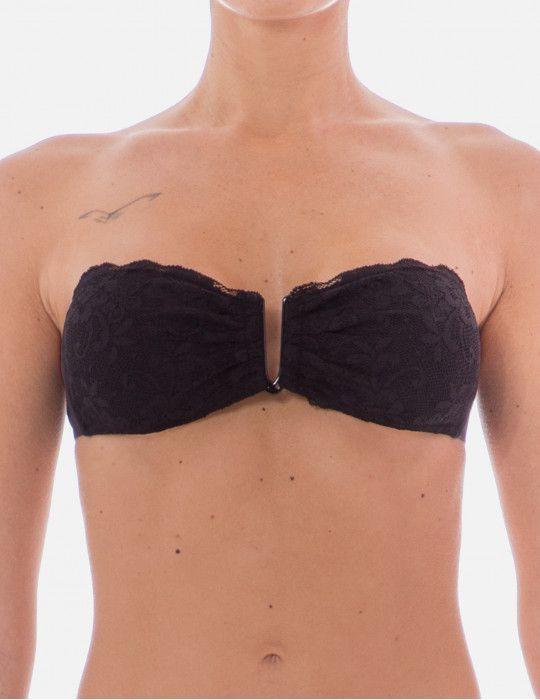 Bikini fascia Pizzo POISSON D'AMOUR by CHIARA BIASI