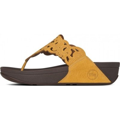 Infradito in nabuk Flora FITFLOP