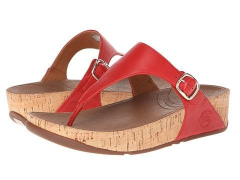 Infradito The Skinny Leather FITFLOP