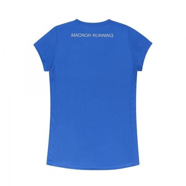 T-Shirt Macron Running Donna Col.Royal w247