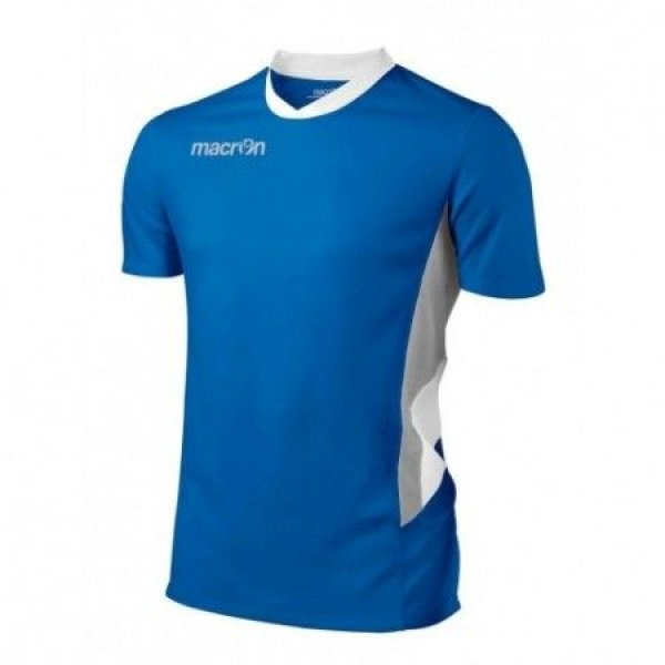 T-Shirt Macron Noel Running Uomo Col. Azzurro/Bianco