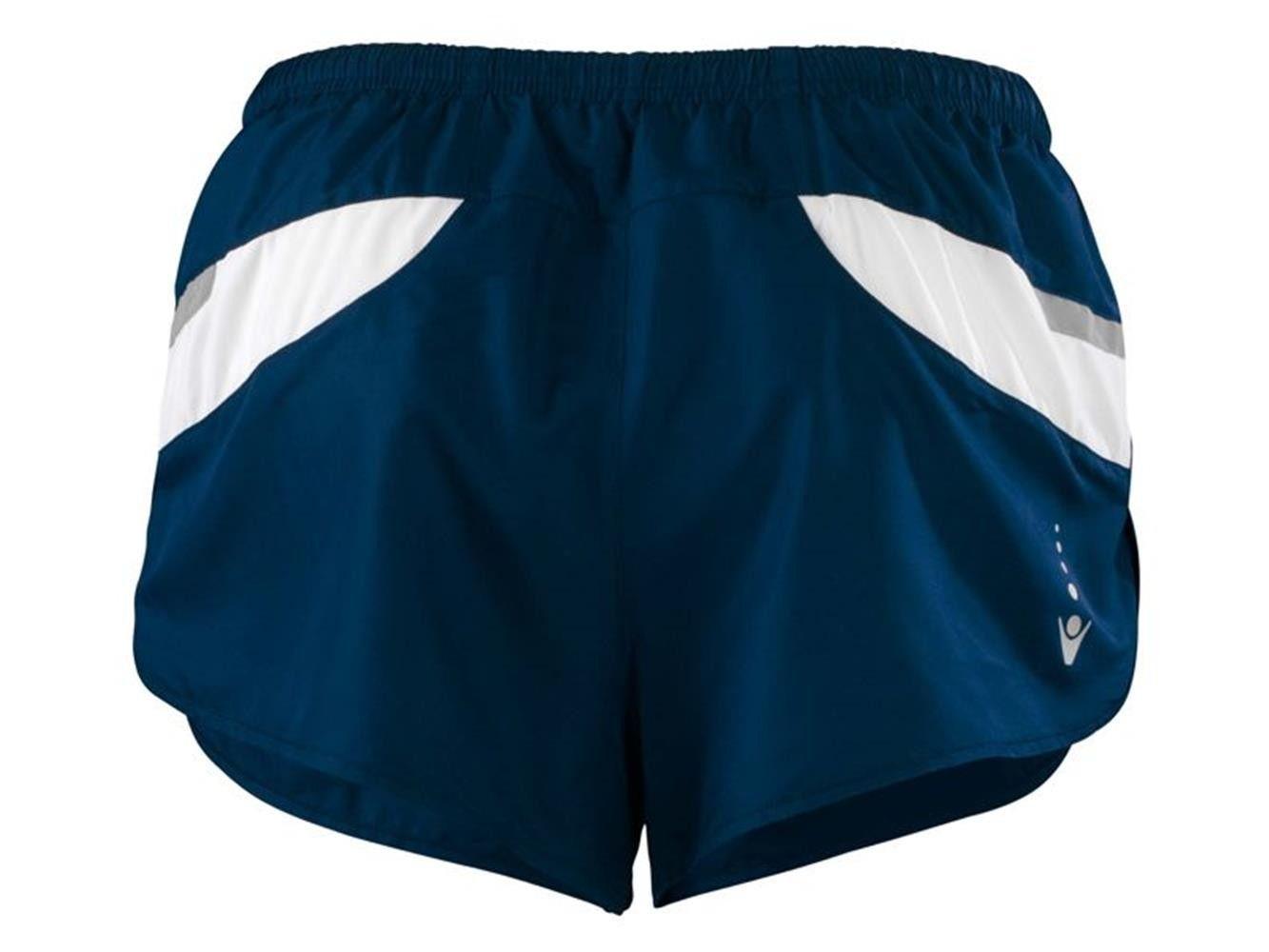 bambino materiali di alta qualità sconto speciale di Pantaloncini Macron Fay Running Uomo Col.Blu Navy
