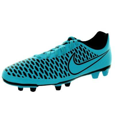 Scarpa Calcio Nike Magista Ola FG Uomo Cod.651343440 Col.Blu Turchese/Nero