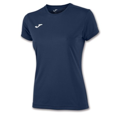 T-Shirt Joma Combi M/C Donna Cod.900248.300 Col.Blu Navy