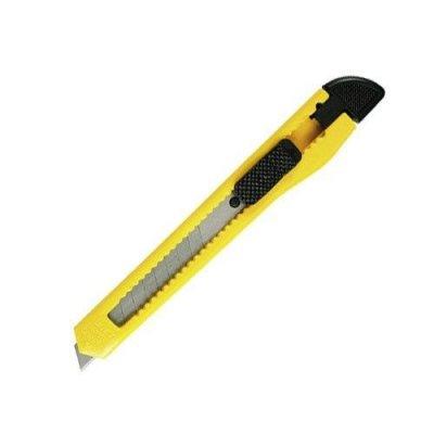 Cutter plastica lama a spezzare mm 9