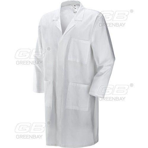 Camice in tessuto 100% cotone bianco SATIN GREENBAY
