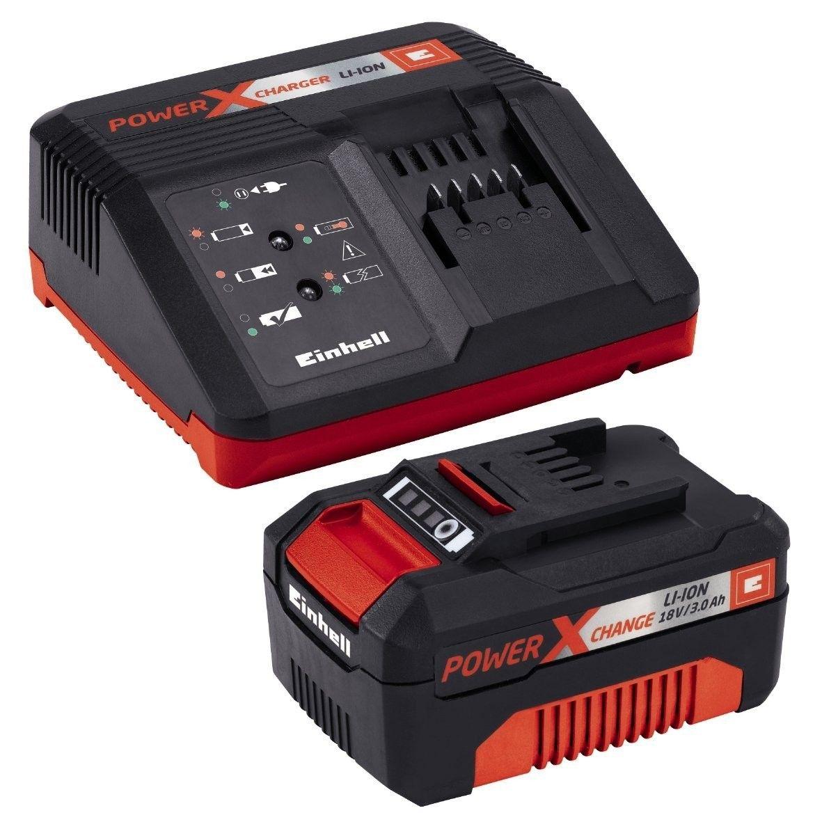 Elettrosega a Batteria GE-LC 18 LI EINHELL 4501760 con batteria 18V 3 Ah