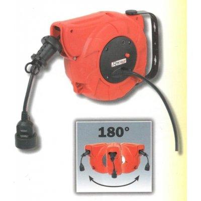 Avvolgicavo elettrico automatico mt 9,0 + 1,5 mt RIBITECH