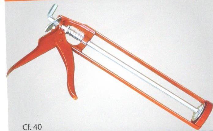 Pistola per silicone modello SKELETON