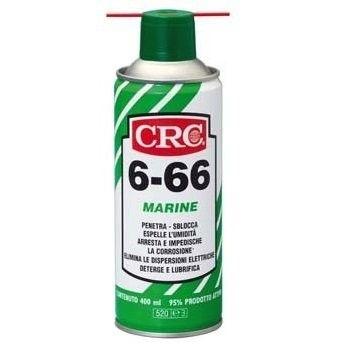 Sbloccante lubrificante marino CRC 6-66 MARINE 200 ml