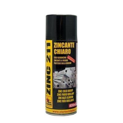 Zinco chiaro a freddo 400 ml ZINC 211 STAR TECH