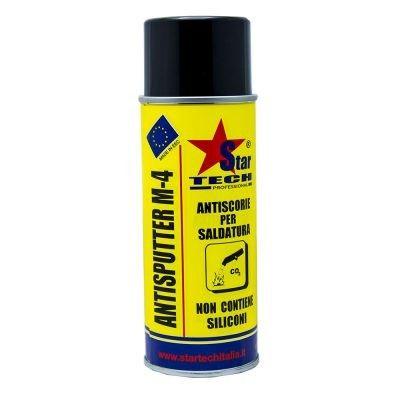 Antiscorie per saldatura spray 400 ml ANTISPUTTER M-4 STAR TECH