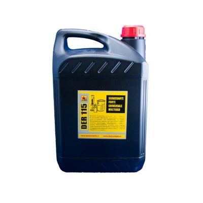 Detergente multiuso lavamotori a schiuma frenata lt 5.0 DER-115 STAR TECH