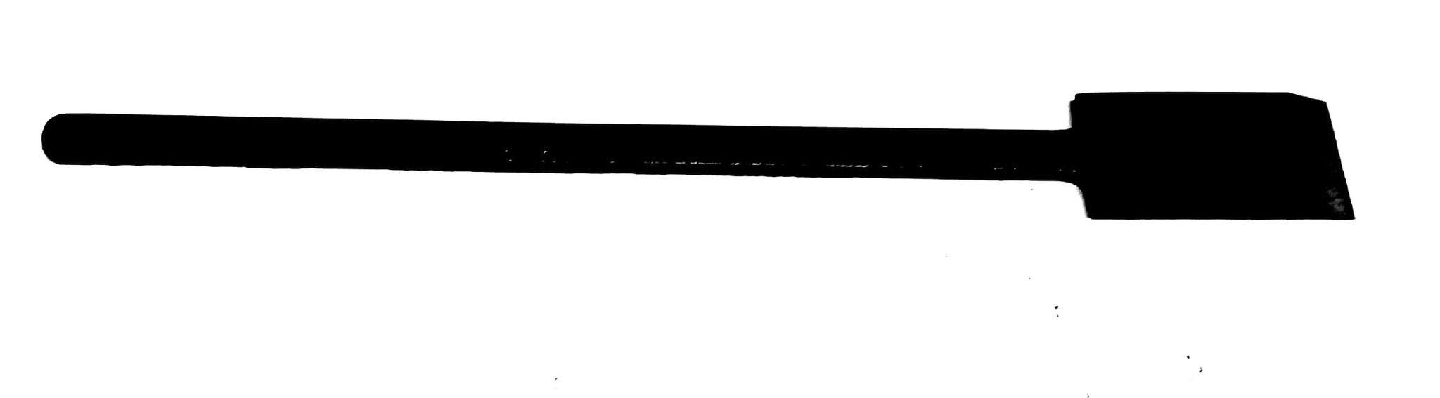 Ferro per sponderuola tipo semplice mm 18