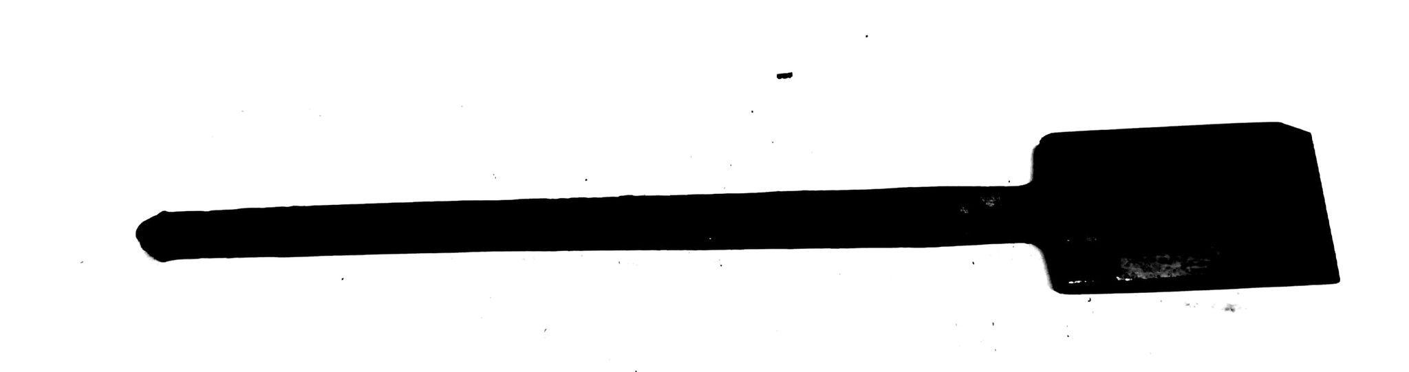 Ferro per sponderuola tipo semplice mm 28