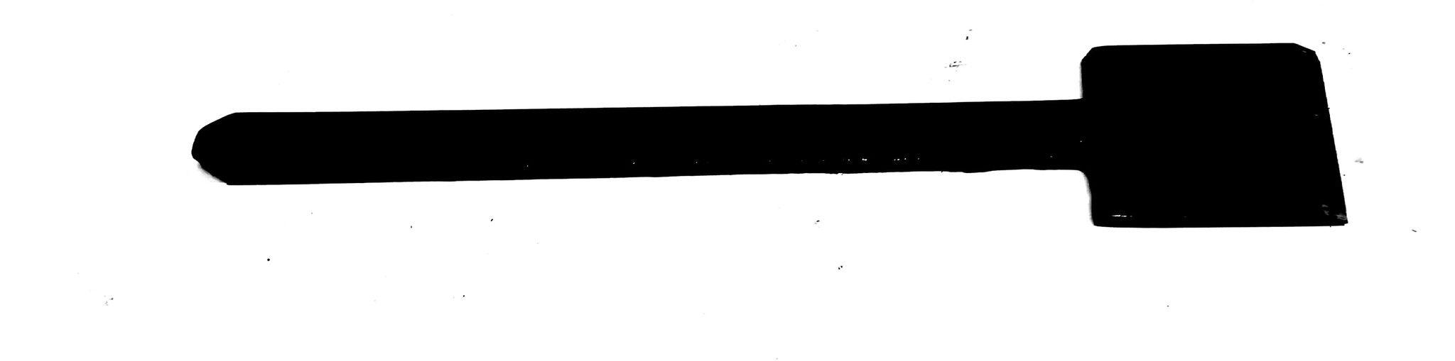 Ferro per sponderuola tipo semplice mm 32