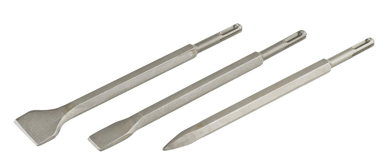 Set di scalpelli attacco sds-plus, 3 pz. KWB 247190