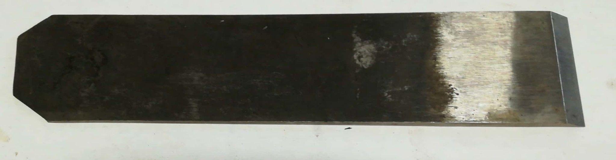 Ferro semplice per pialla pieno mm 42