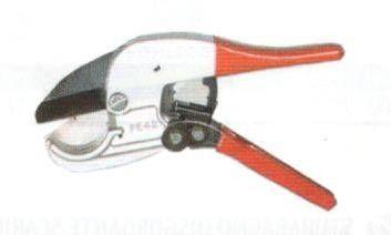 Cesoia tagliatubi a cricco per tubi in plastica mm 60  MAURER