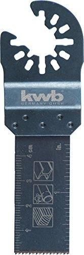 Lama da taglio universale  22 x 50 mm bimetallica KWB 709252