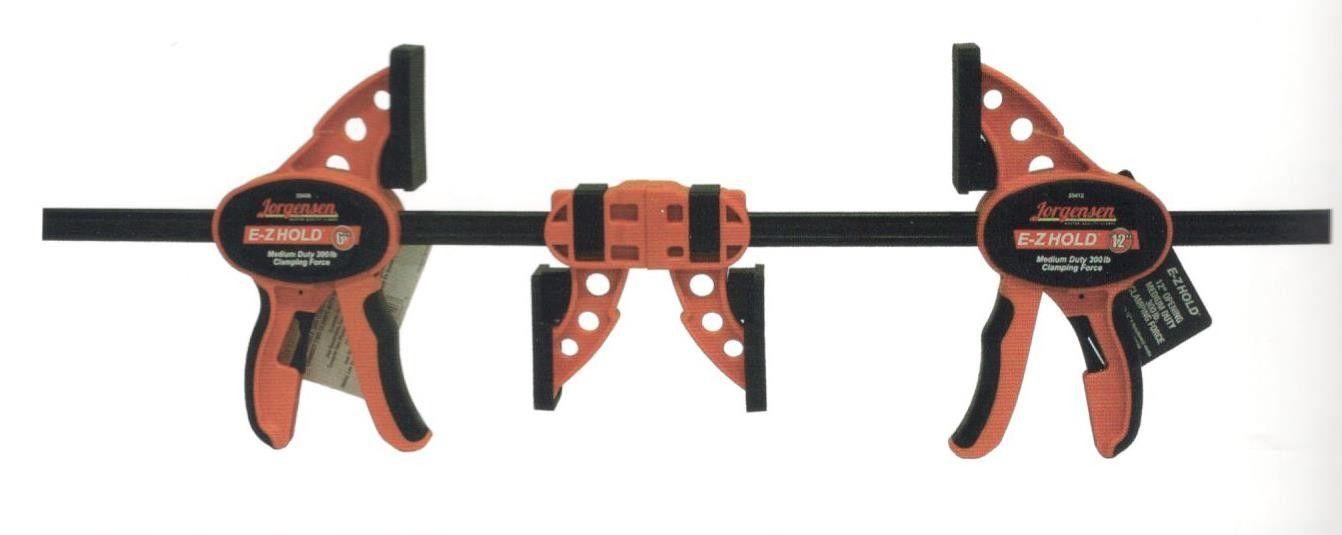 Strettoio automatico a leva rapido mm 300 JORGENSEN