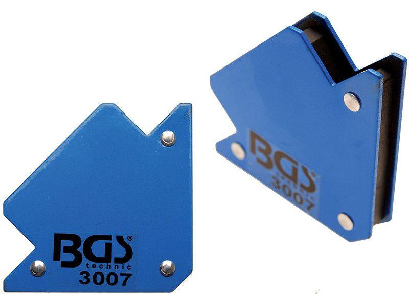 Squadra magnetica massimo 11 Kg BGS