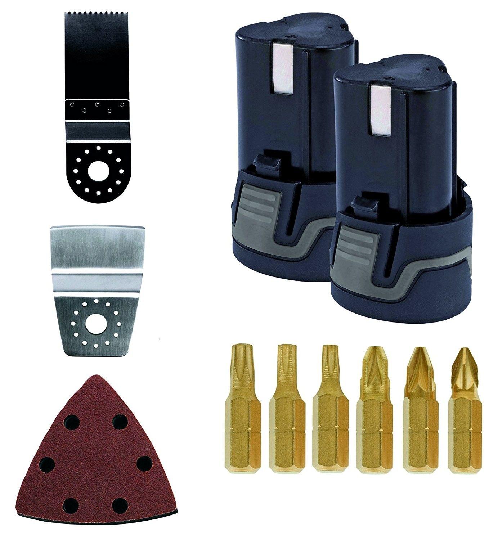 Set di utensili TE-TK 12 Li EINHELL 4257191