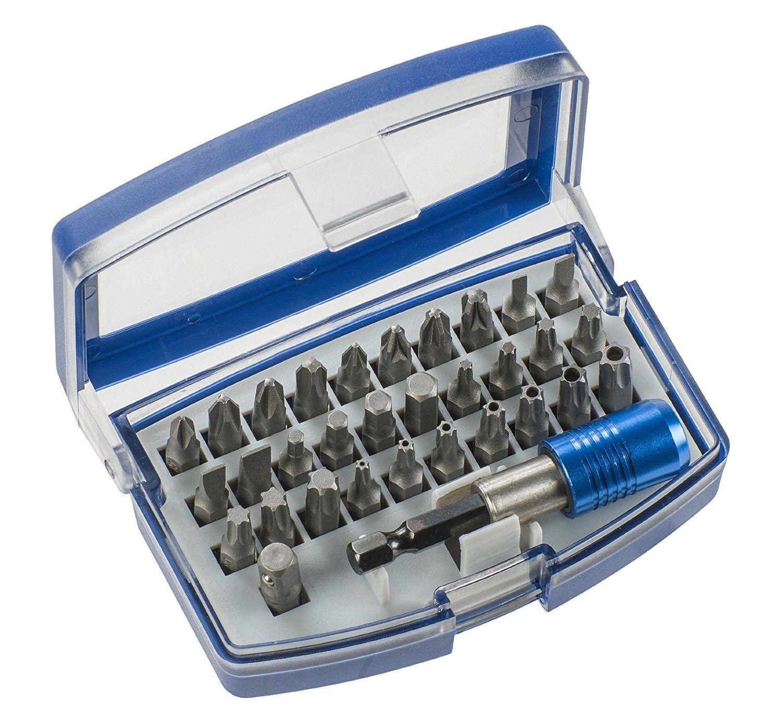 Bit inserti, 32 pezzi KWB 118490
