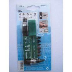 Supporto angolatre per bits 8 pezzi KWB 113790